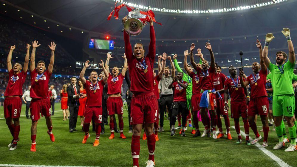 Jürgen Klopp und sein FC Liverpool nehmen ab 18. Dezember an der Fifa Klub-W... - Bildquelle: 2019 imago