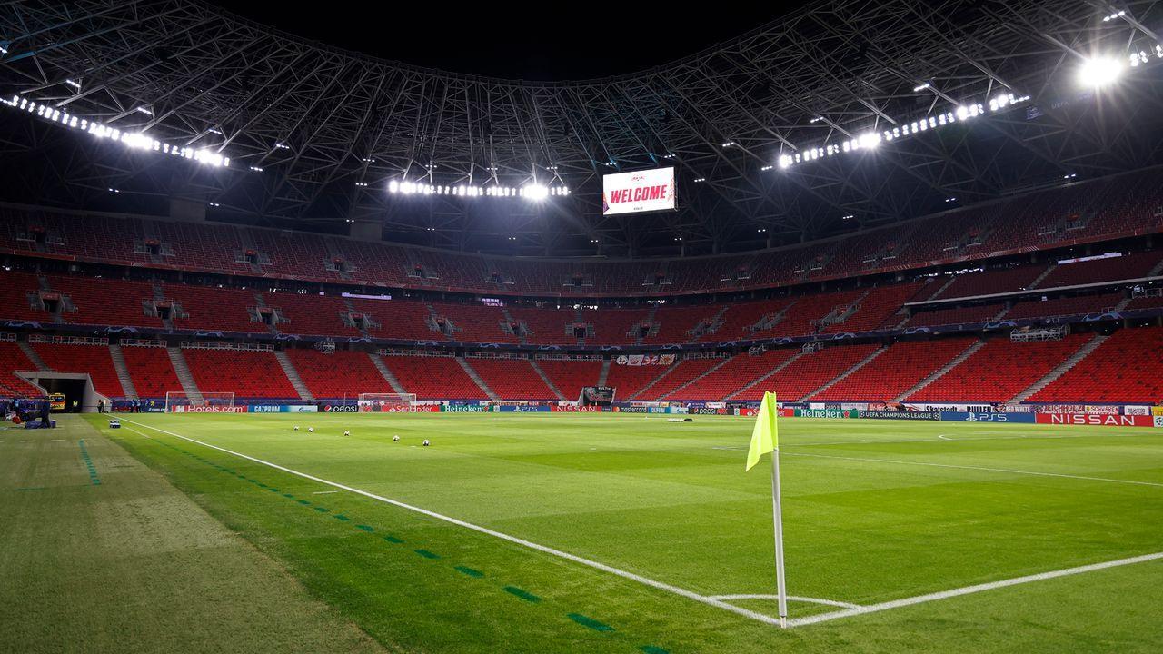 Budapest - Puskas Arena - Bildquelle: 2021 Getty Images