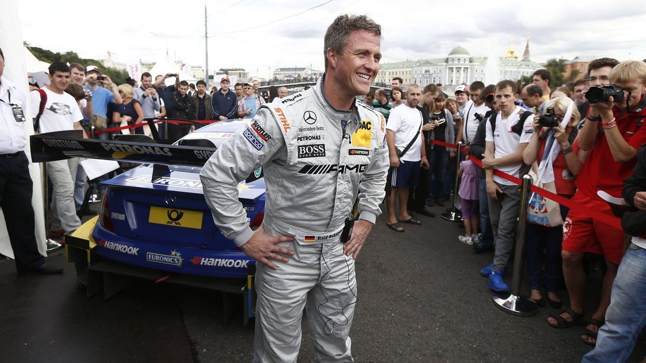 Ralf Schumacher (180 Formel-1-Rennen) - Bildquelle: imago sportfotodienst