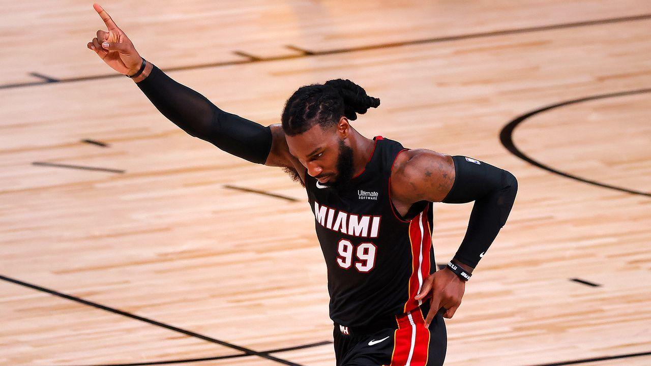 Jae Crowder (Miami Heat) - Bildquelle: Getty Images