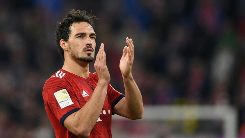Hummels verlässt Bayern München in Richtung Dortmund - Bildquelle: AFPSIDCHRISTOF STACHE