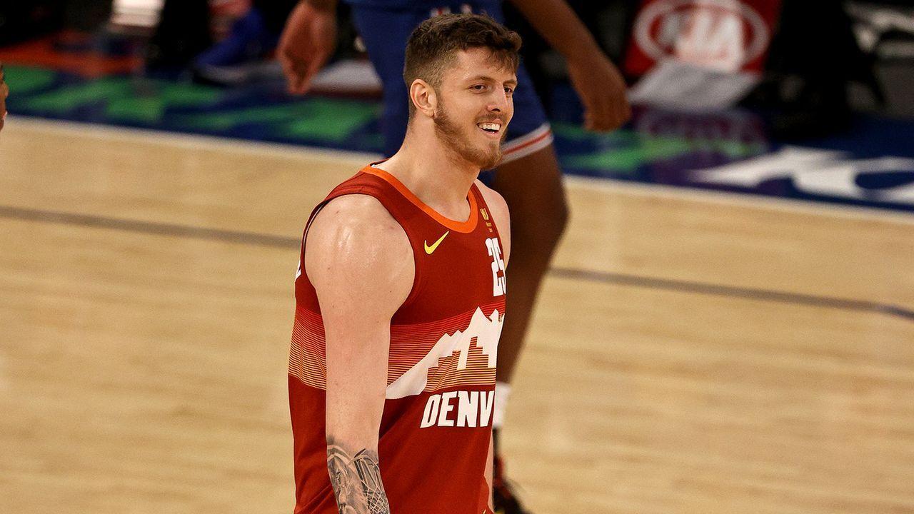 Isaiah Hartenstein wechselt von Denver Nuggets zu Cleveland Cavaliers - Bildquelle: Getty Images