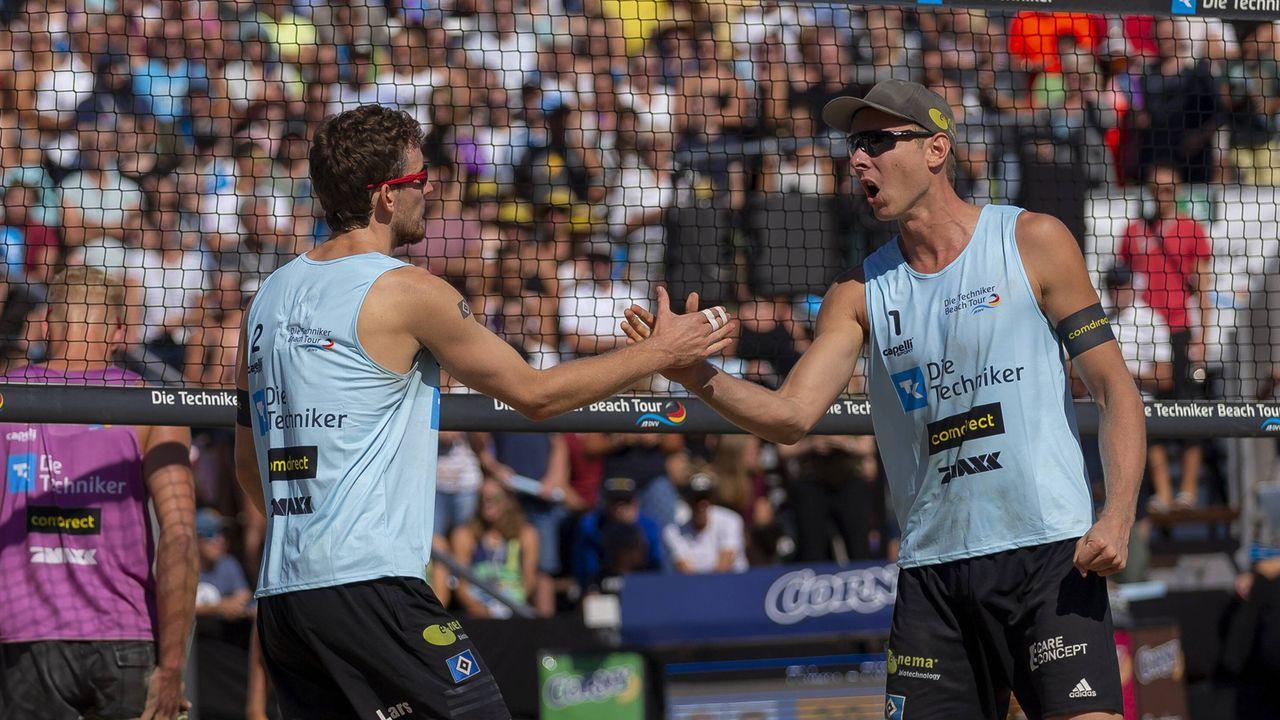 Nils Ehlers und Lars Flüggen - Bildquelle: imago