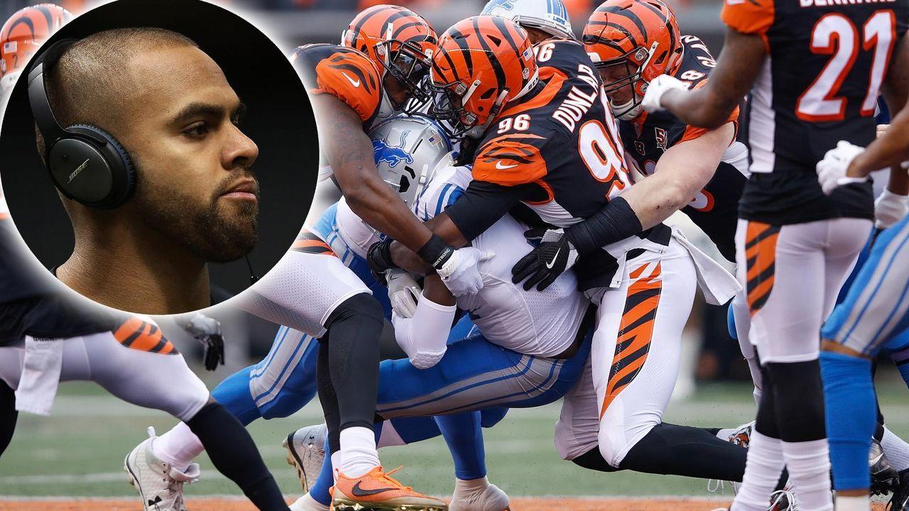 Die Bengals-Konkurrenz auf der Defensive-End-Position - Bildquelle: Getty Images
