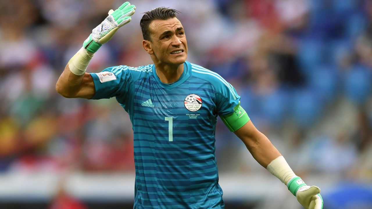 Essam El Hadary - Bildquelle: 2018 Getty Images