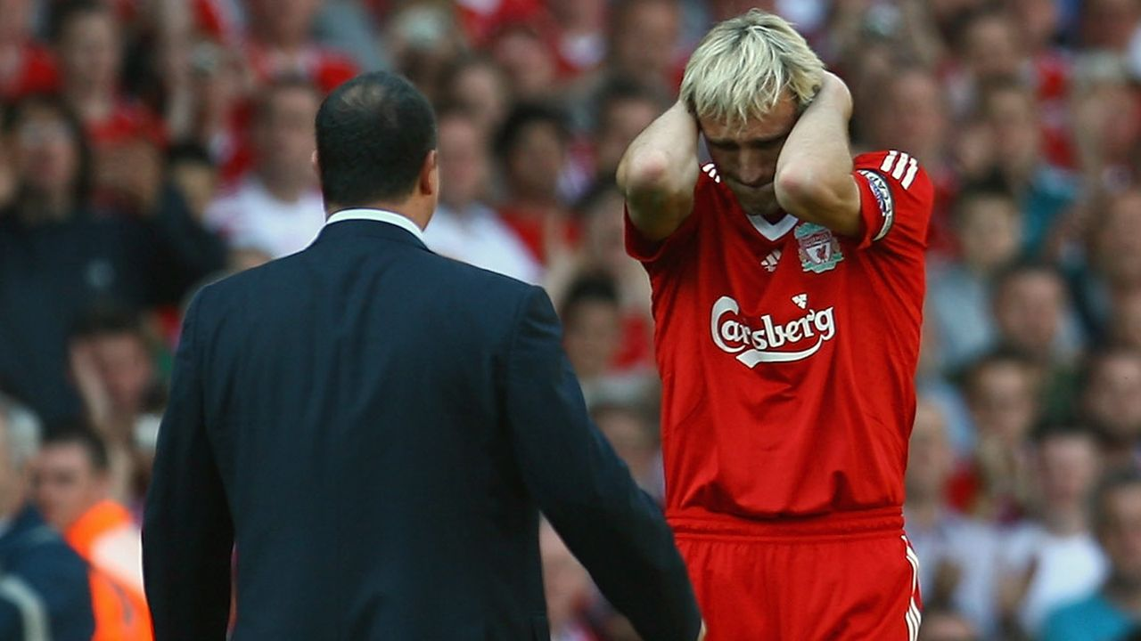 FC Liverpool (Saison 2008/09) - Bildquelle: 2009 Getty Images