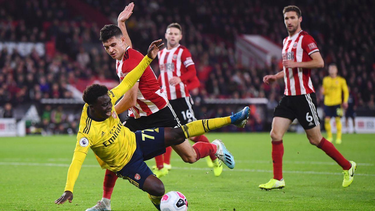 Negativ-Rekord! Arsenal-Stars sind Englands Schwalben-Könige - Bildquelle: 2019 Getty Images