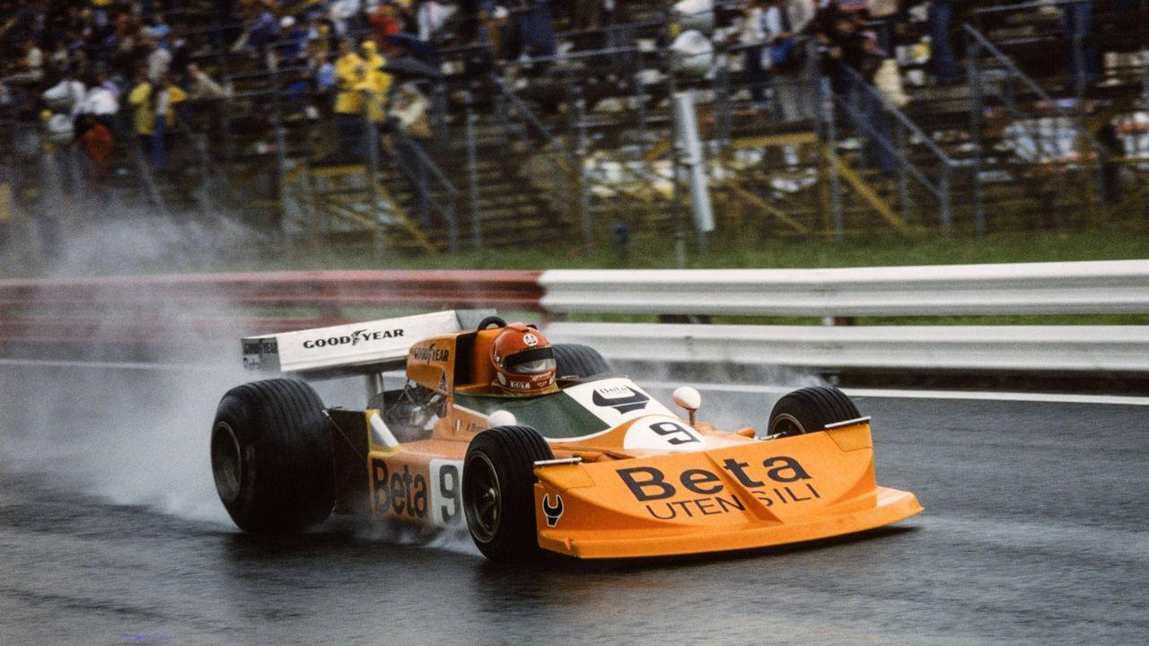 Österreich-GP 1975 - Bildquelle: Imago