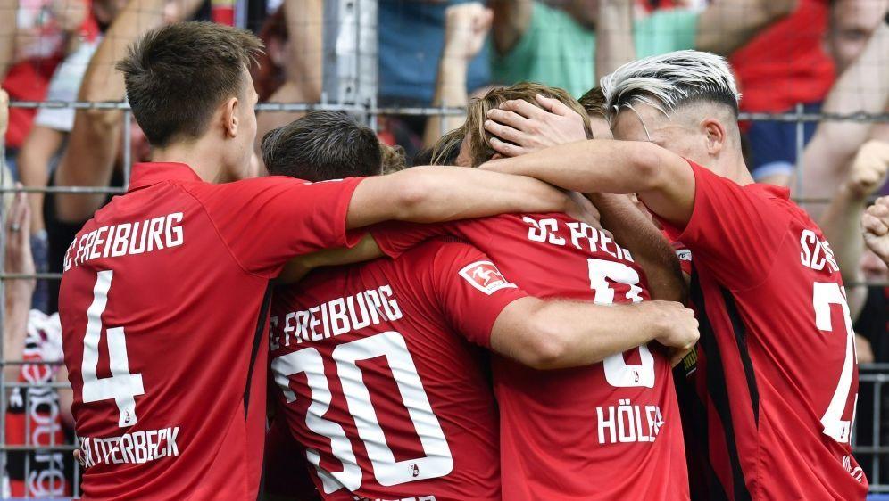 Dominant: Freiburg besiegt Hoffenheim 3:0 - Bildquelle: AFPSIDTHOMAS KIENZLE