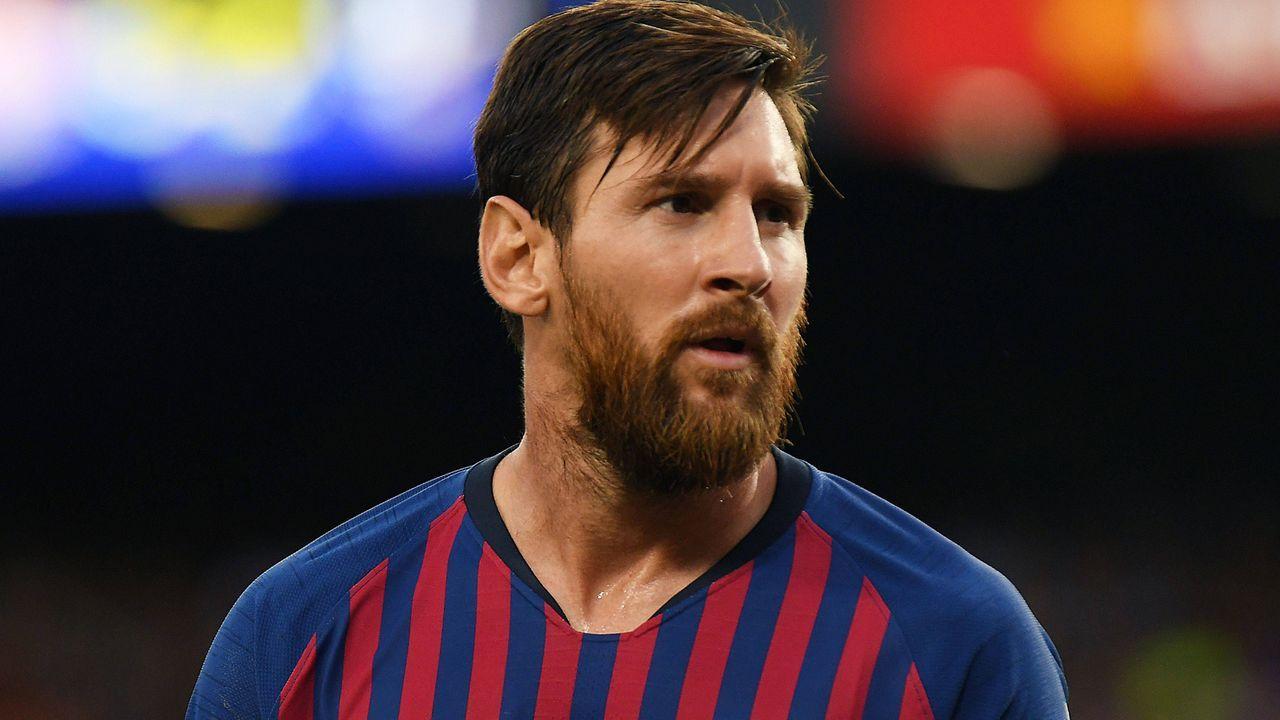 1. Lionel Messi (FC Barcelona) - Bildquelle: imago/Pro Shots