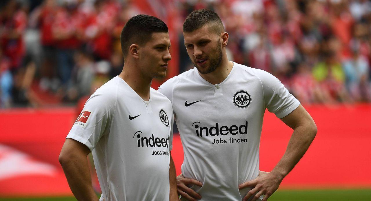 10. Platz: Eintracht Frankfurt - Bildquelle: Getty