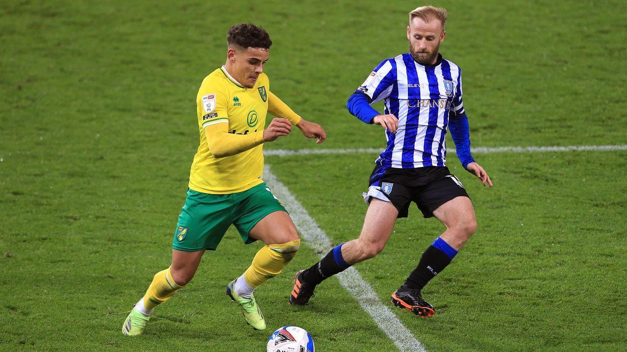 Max Aarons (Norwich City) - Bildquelle: 2020 Getty Images
