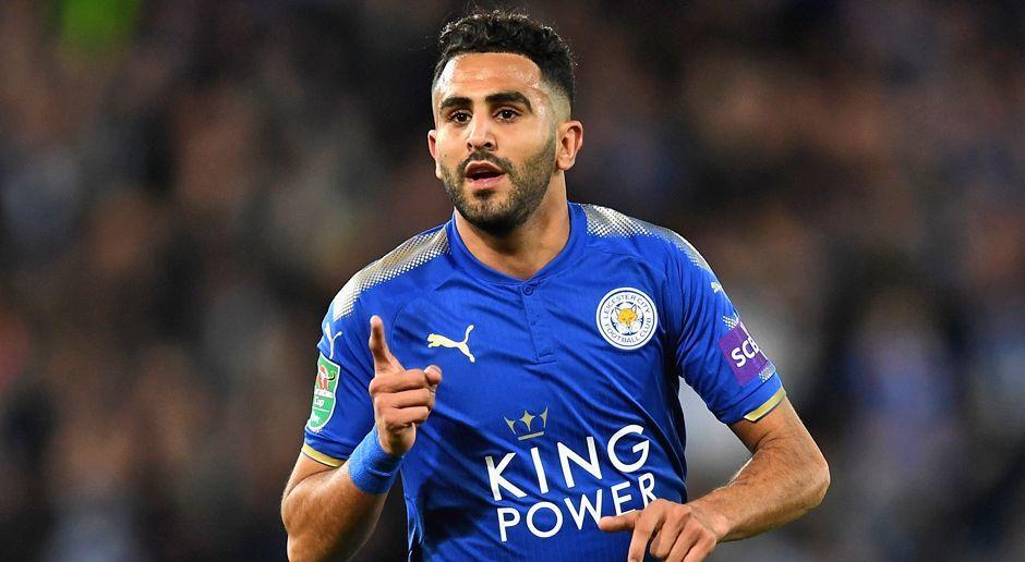 Riyad Mahrez (Leicester City) - Bildquelle: 2017 Getty Images