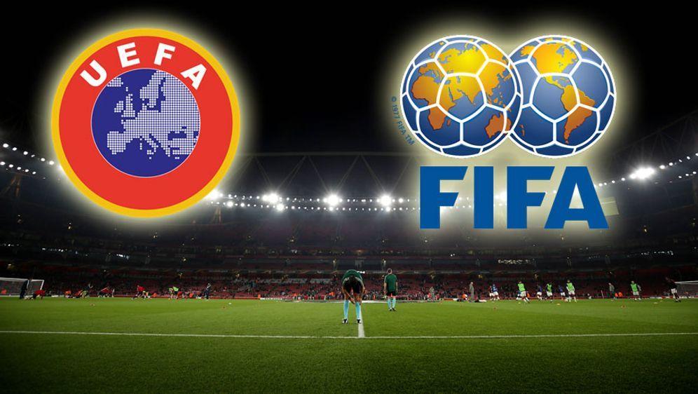 Coronavirus: UEFA: rinvia gli Europei; FIFA dona 10 milioni all'OMS; La CIO rassicura gli atleti.