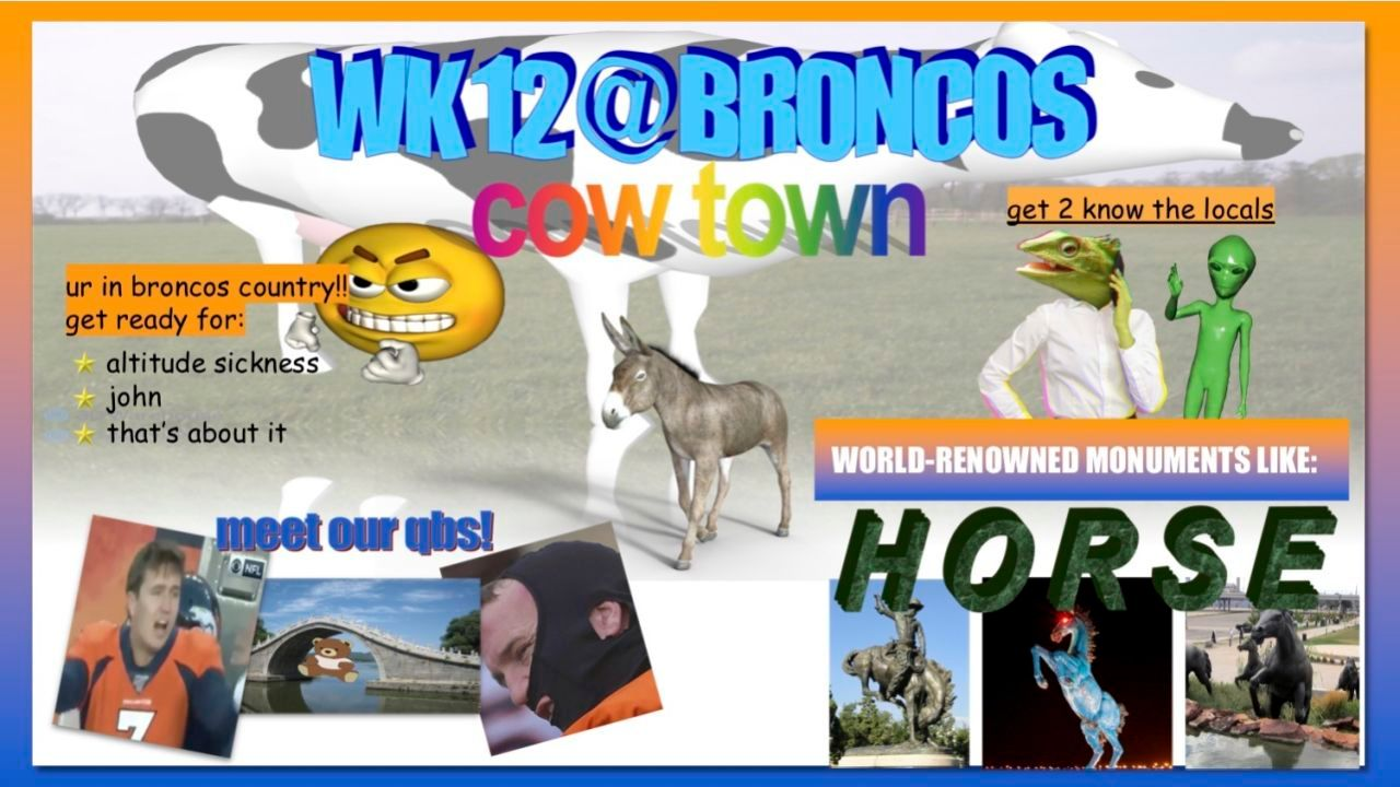 Week 12: @ Denver Broncos - Bildquelle: Los Angeles Chargers