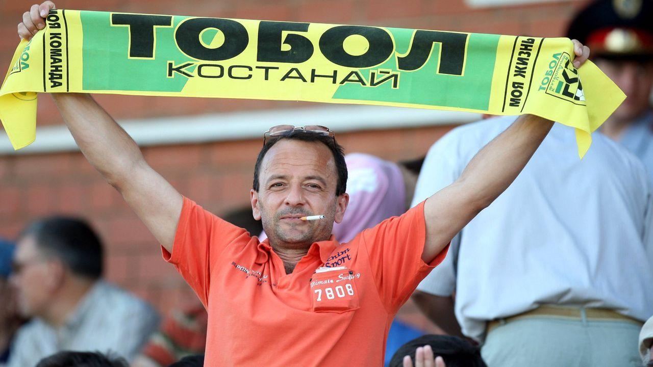 Tobol Kostanay (Kasachstan) - Bildquelle: Imago