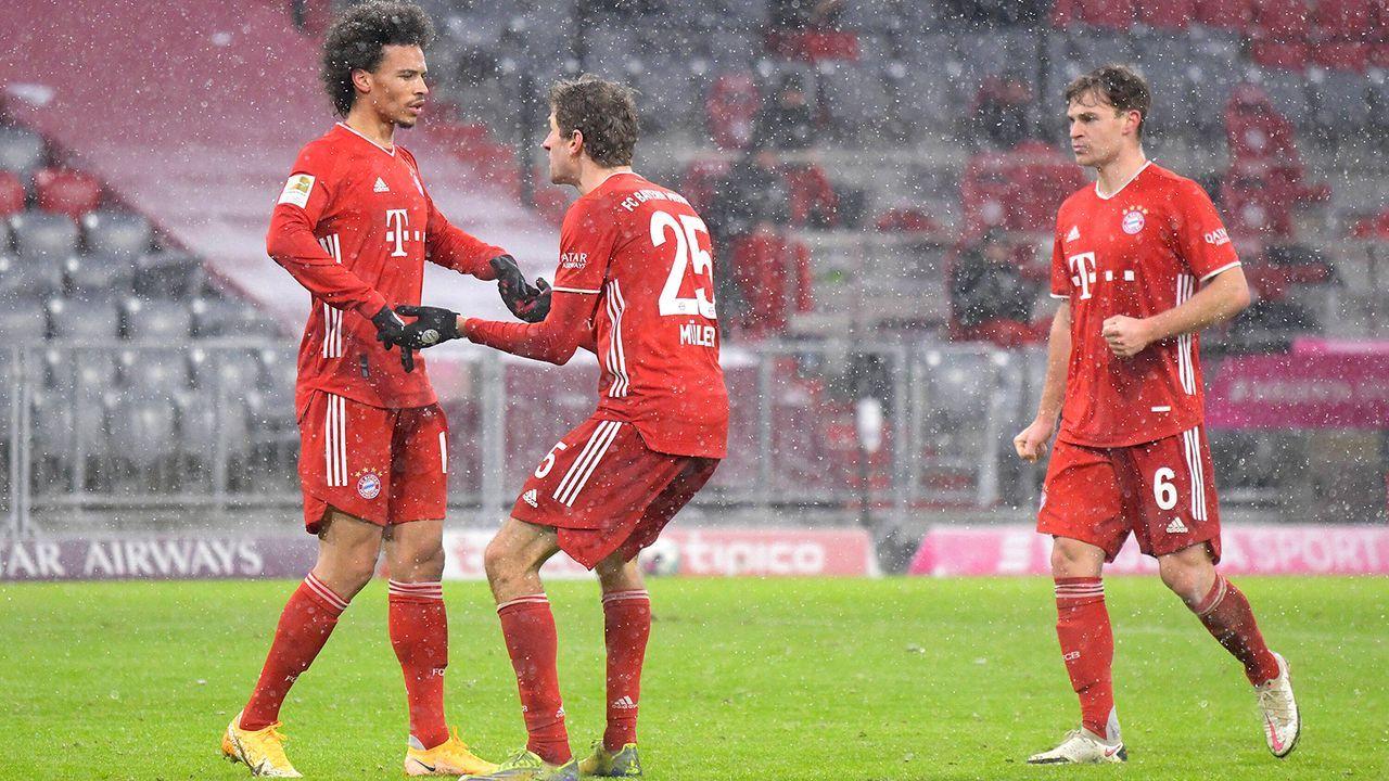 Platzt der Knoten (wieder) gegen Schalke? - Bildquelle: Imago Images