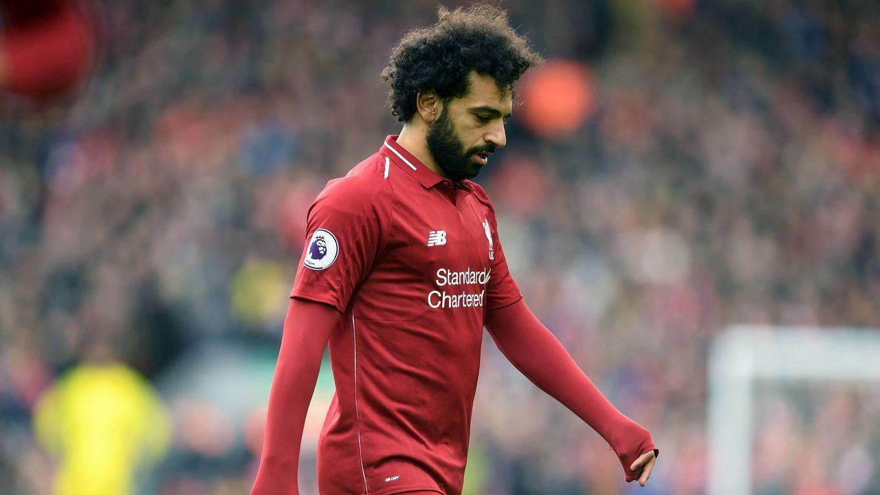 Platz 2 - Mohamed Salah (FC Liverpool) - Bildquelle: 2019 Getty Images
