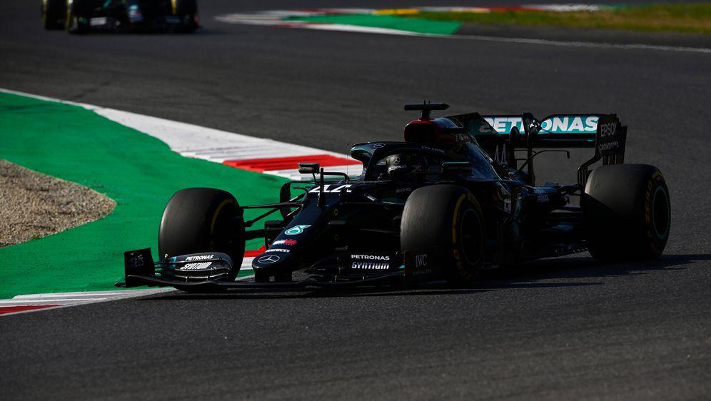 Lewis Hamilton gewann zuletzt in Mugnello den Grand Prix der Toskana. - Bildquelle: 2020 Getty Images