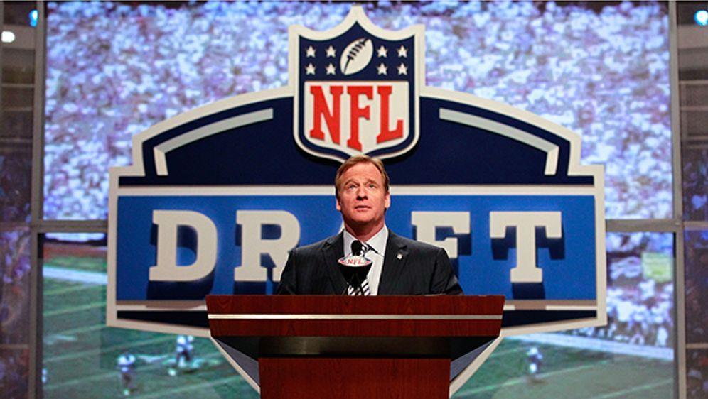 Der NFL-Draft ist in Amerika inzwischen zu einem Großereignis geworden. - Bildquelle: 2011 Getty Images