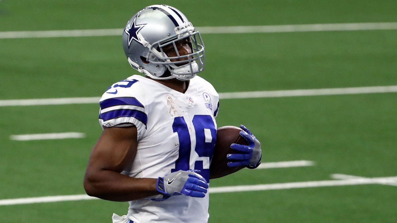 Geteilter 14. Platz: Amari Cooper (Wide Receiver, Dallas Cowboys) - Bildquelle: Getty Images