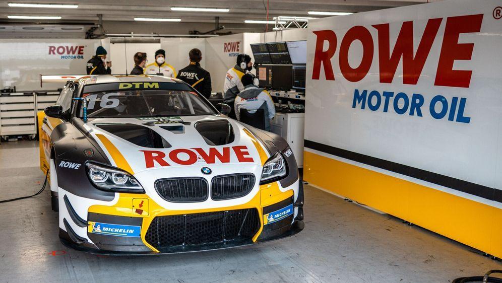 Das Rowe-Team wird beim Lausitzring-Test nur mit Timo Glock antreten. - Bildquelle: Gruppe C Photography