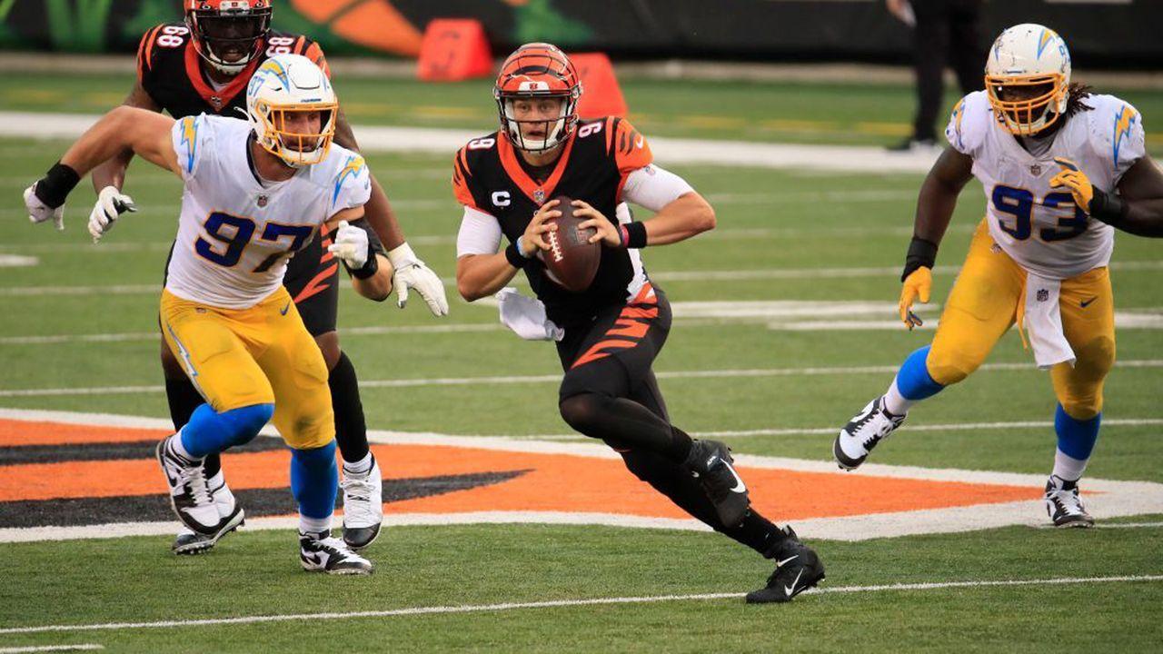 Joe Burrow - Cincinnati Bengals - Bildquelle: 2020 Getty Images