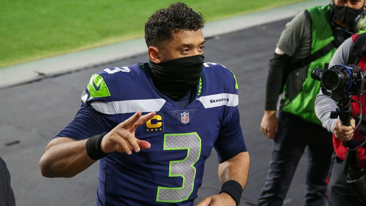 Platz 2: Russell Wilson (Seattle Seahawks) - Bildquelle: Imago Images