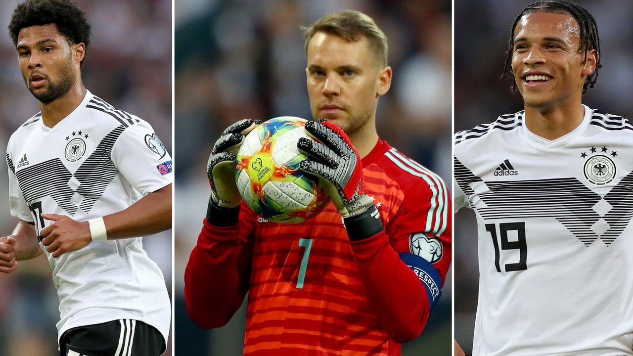 Peter, Walter & Co.: Die Zweitnamen der DFB-Stars - Bildquelle: getty