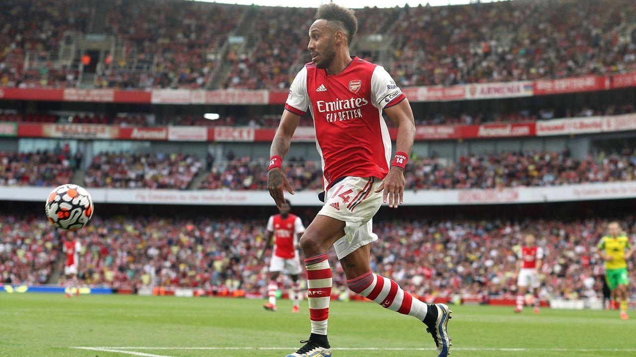 Platz 12: FC Arsenal  - Bildquelle: imago images/Offside Sports Photography