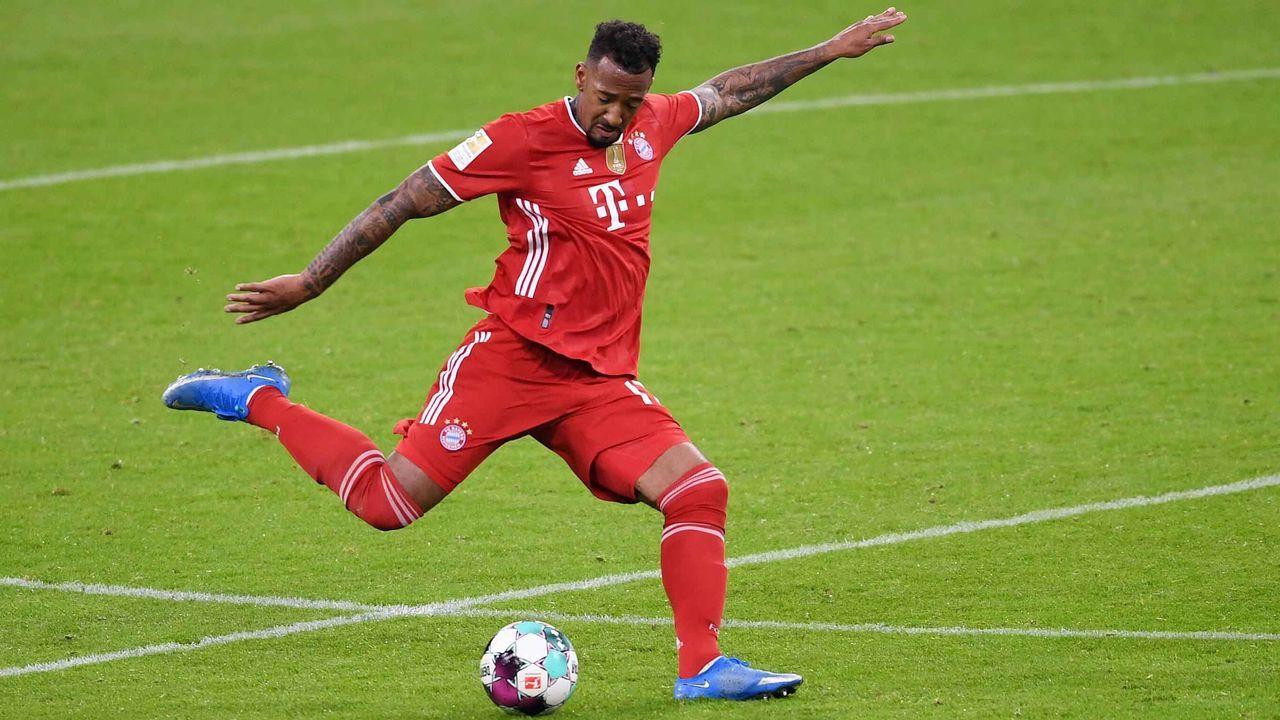Abwehr: Jerome Boateng (Deutschland, vereinslos) - Bildquelle: Pressefoto Ulmer/Pool