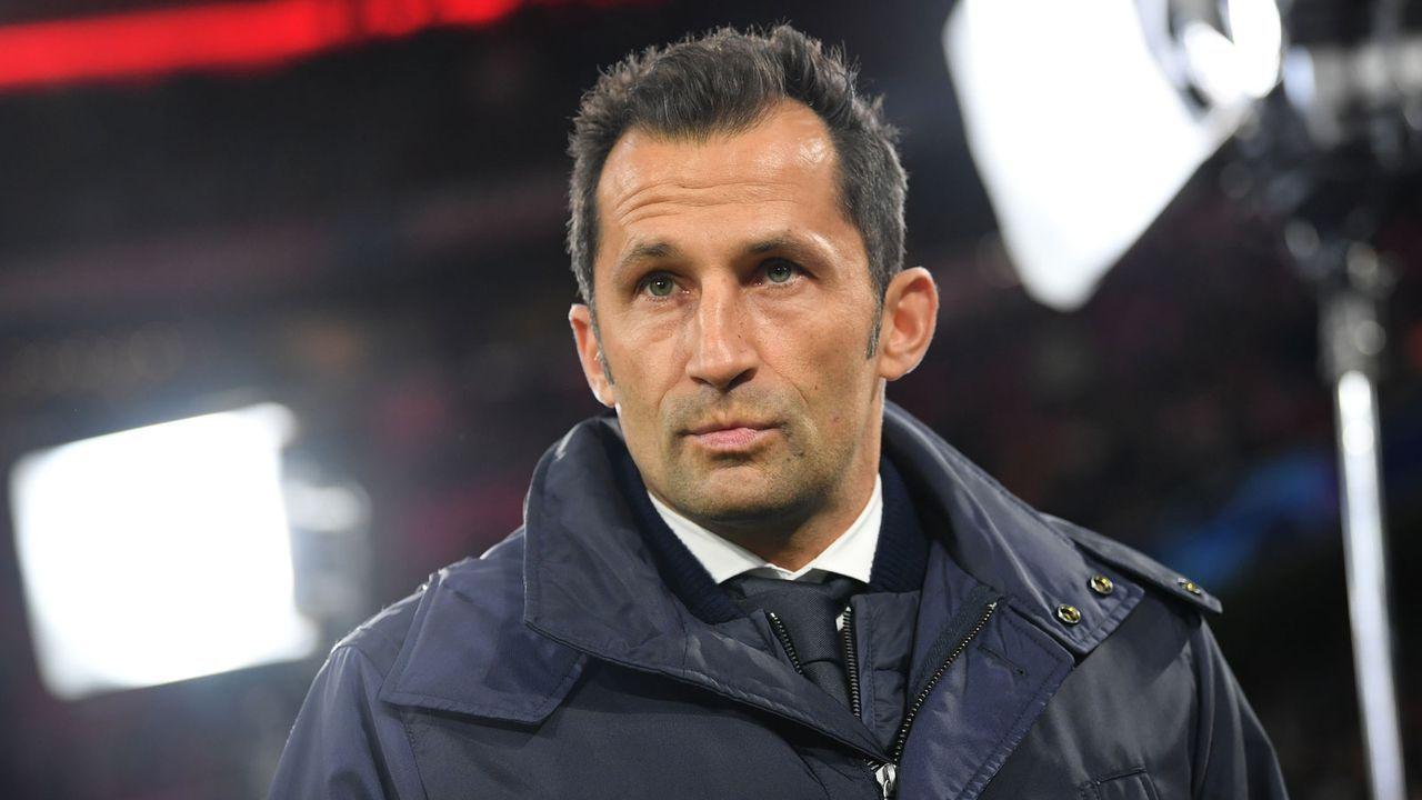 FC Bayern: Bei diesen Spielern soll Hasan Salihamidzic sein Veto eingelegt haben - Bildquelle: 2018 Getty Images