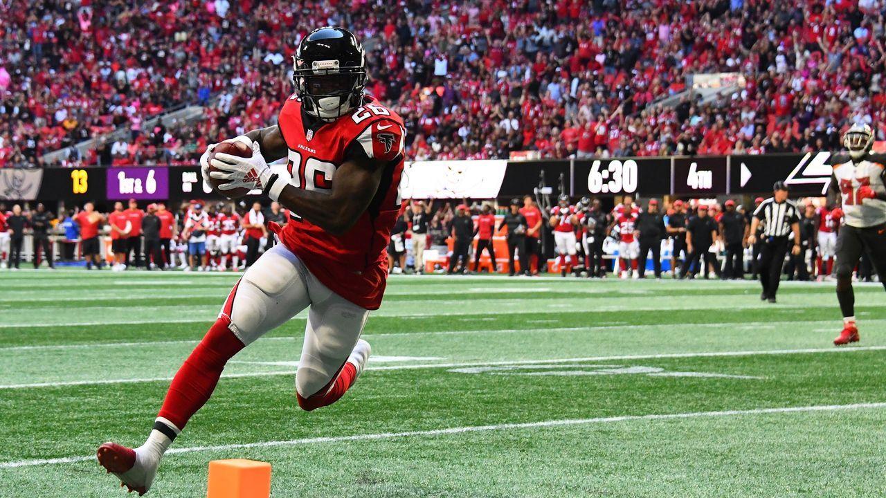 9. Atlanta Falcons - Bildquelle: 2018 Getty Images