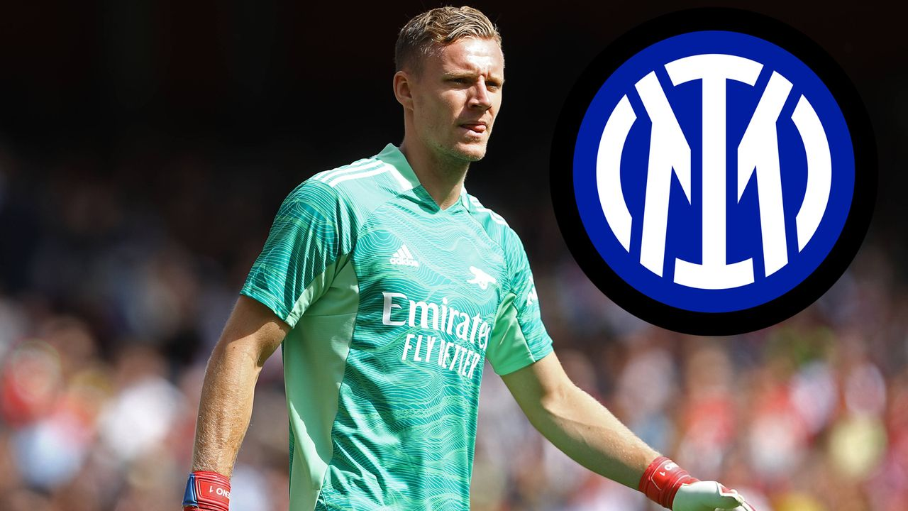 Bernd Leno (FC Arsenal) - Bildquelle: imago images/Sportimage