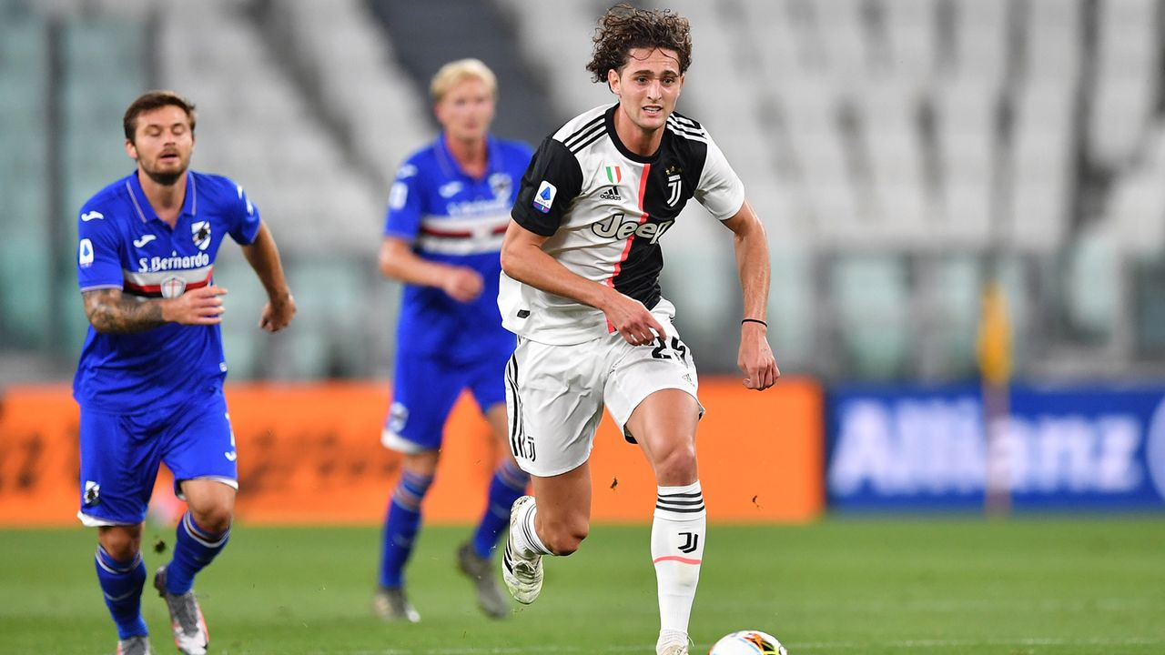 Adrien Rabiot (heute Juventus Turin) - Bildquelle: 2020 Getty Images