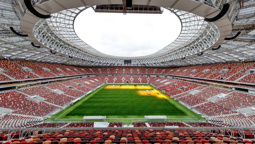 Die WM-Stadien 2018 in Russland im Überblick. - Bildquelle: 2017 Getty Images