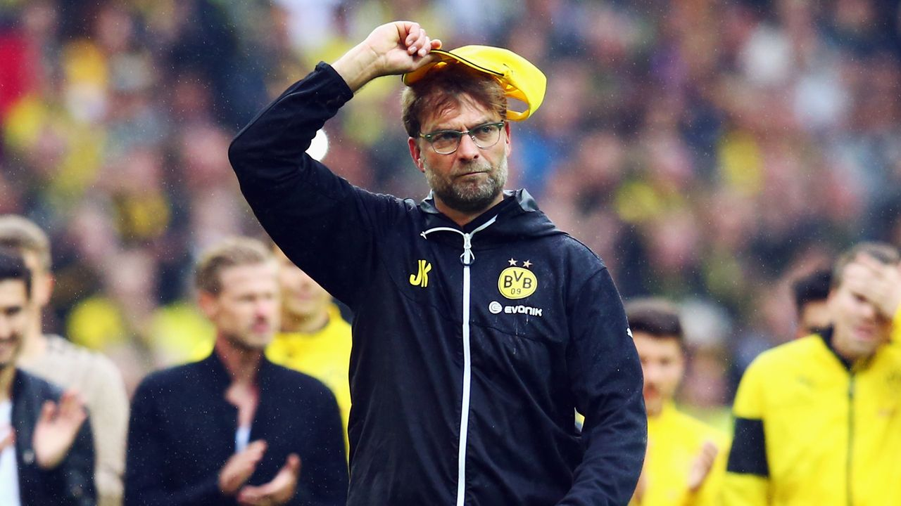 6. Jürgen Klopp: 1,90 Punkte pro Spiel - Bildquelle: 2015 Getty Images
