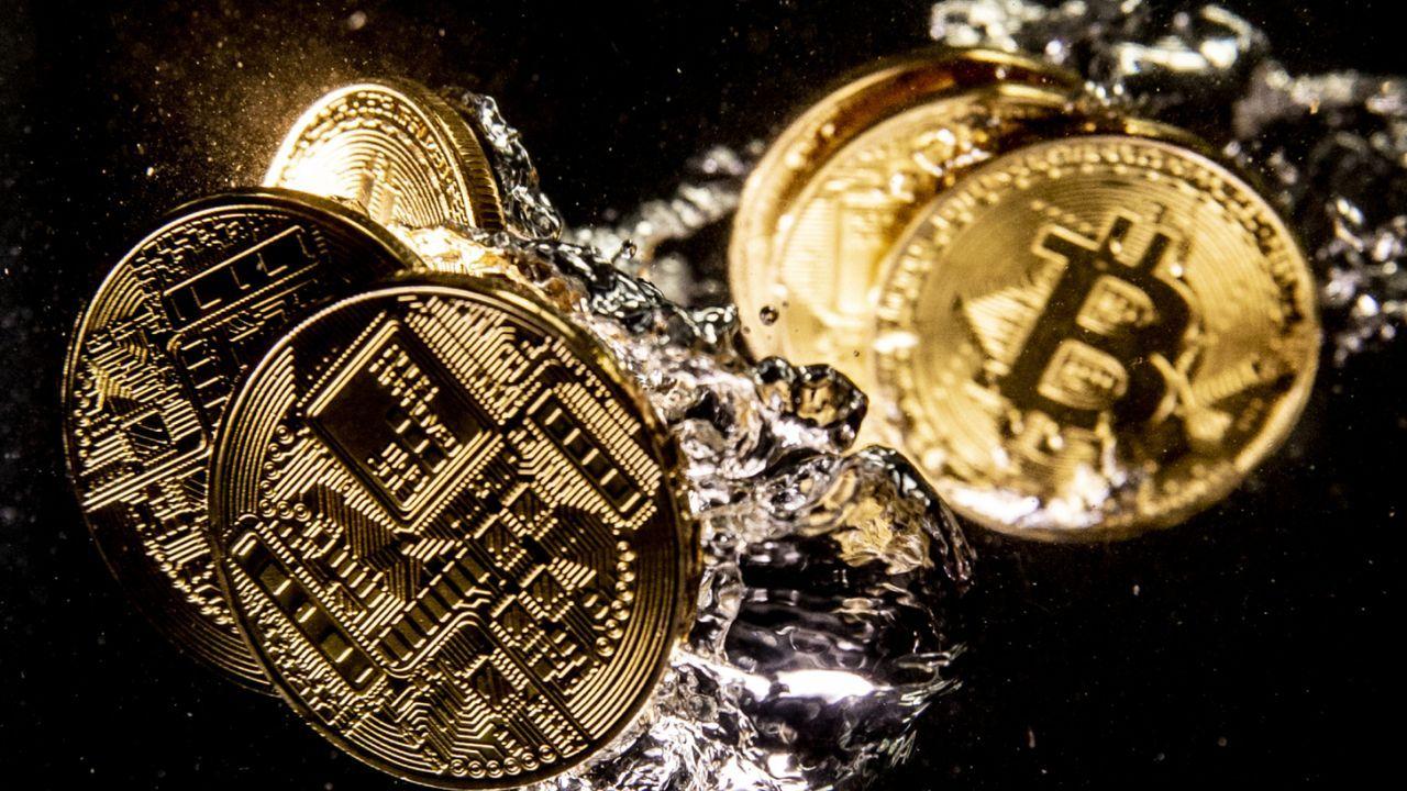 Wie entwickelt sich der BitCoin während des Spiels? - Bildquelle: getty