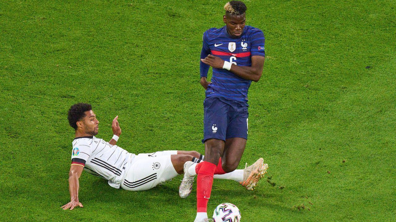 Paul Pogba (Frankreich) - Bildquelle: imago