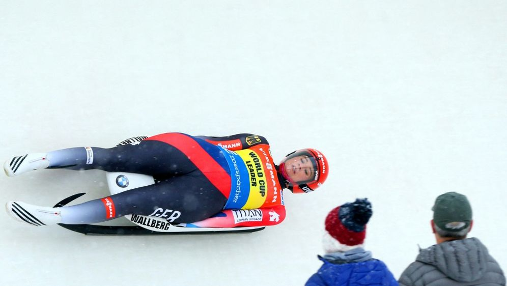 Für Geisenberger stehen neun Weltcups vor Olympia an - Bildquelle: AFPGETTY IMAGES NORTH AMERICASIDMADDIE MEYER