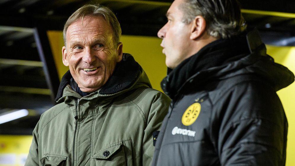 Watzke hoft auf Zuschauer beim Pokalfinale - Bildquelle: Getty Images