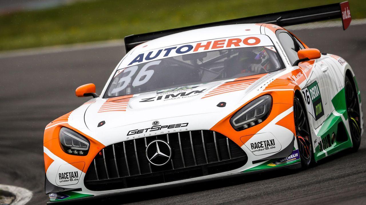 Mercedes-AMG Team GetSpeed (Arjun Maini) - Bildquelle: Gruppe C GmbH
