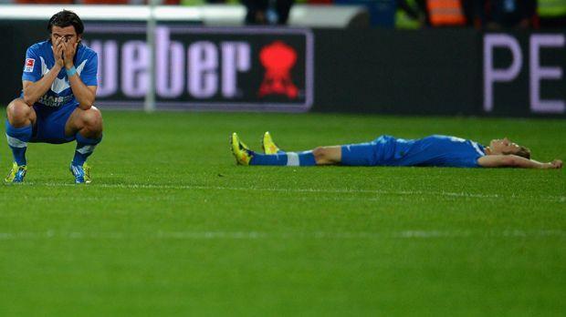 Karlsruher SC - Bildquelle: 2012 Getty Images