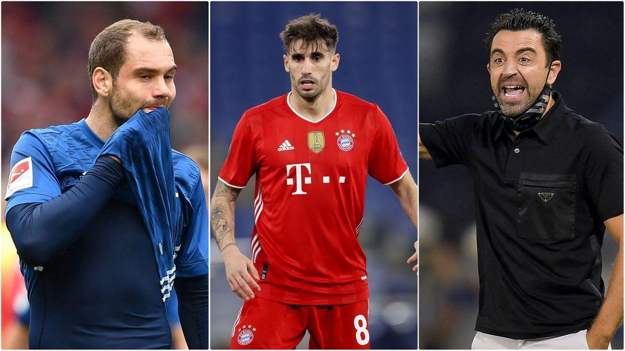 Javi Martinez verlässt den FC Bayern - Auf diese bekannten Gesichter trifft er in Katar - Bildquelle: Imago Images/Getty Images/Imago Images
