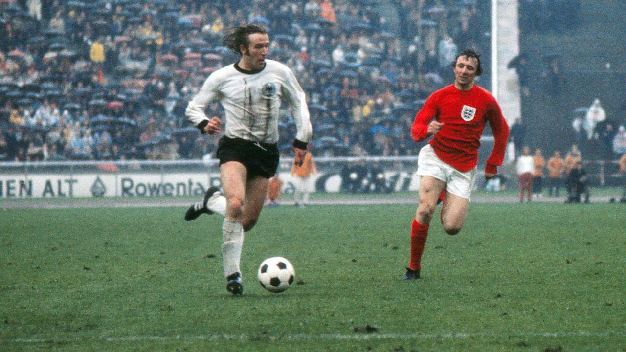 EM 1972: England - Deutschland 1:3 (1:0) - Bildquelle: imago sportfotodienst