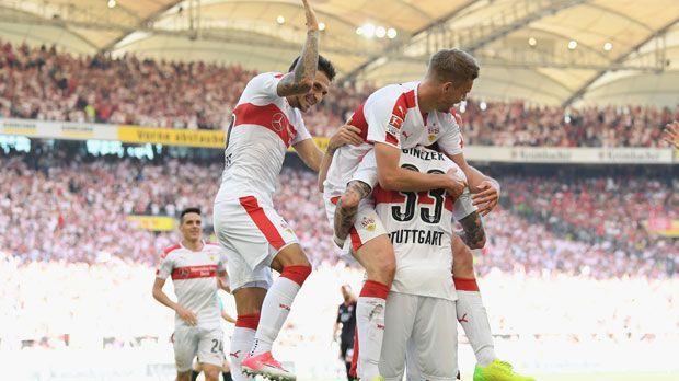 Platz 15: VfB Stuttgart - Bildquelle: 2017 Getty Images