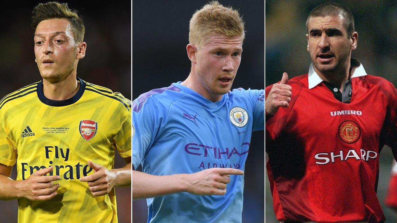 Top 5: Diese Stars erreichten am Schnellsten die Marke von 50 Premier-League-Assists - Bildquelle: Getty Images