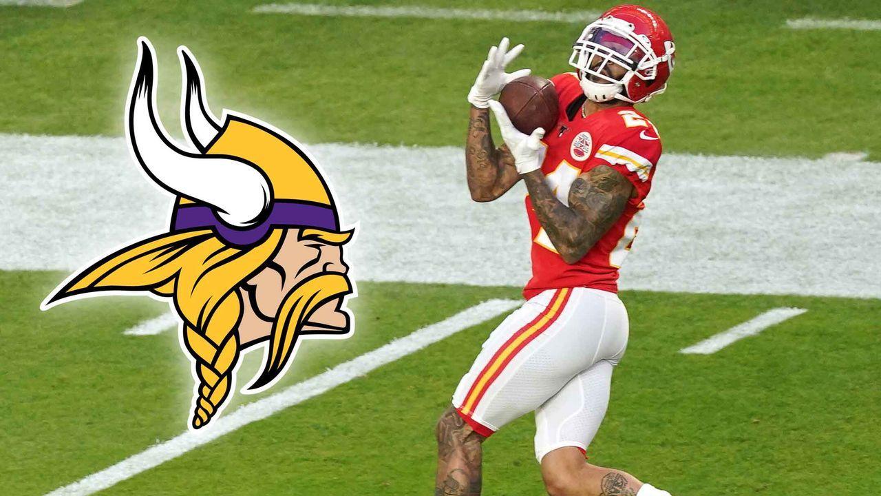 Bashaud Breeland (Minnesota Vikings) - Bildquelle: Imago Images