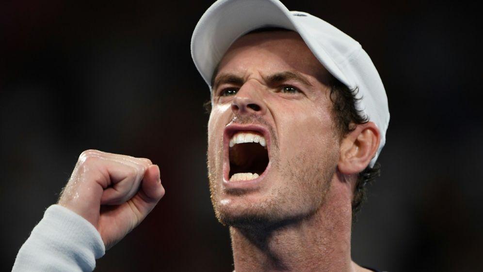 Andy Murray erreicht das Endspiel in Antwerpen - Bildquelle: AFPSIDArchivSAEED KHAN