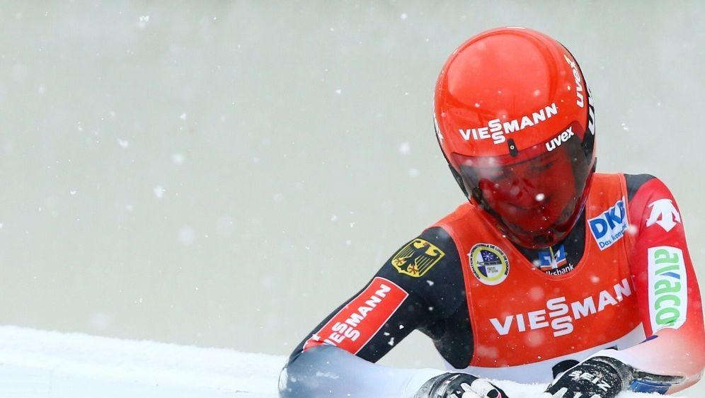 Taubitz wird erstmals Rodel-Weltmeisterin - Bildquelle: AFPGETTY SIDMaddie Meyer